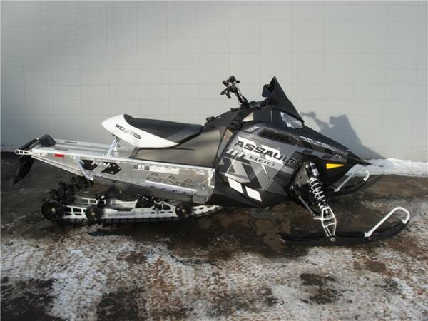 Used 2015 Polaris Switchback Assault