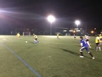 Casual football every Friday in Southfields/Earlsfield. 1 hour game - new players needed!
