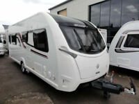 2016 Swift Elegance 580