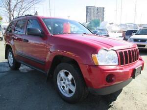 2006 Jeep Grand Cherokee Laredo 4X4 LOW KMS