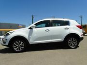 2015 Kia Sportage SL MY14 SLi AWD White 6 Speed Sports Automatic Wagon Welshpool Canning Area Preview