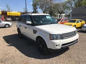 2010 Range Rover Sport Super Charged, 360 View Camera, Loaded