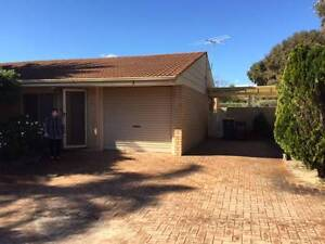 Quality End villa with private paved Courtyard - Yokine Yokine Stirling Area Preview