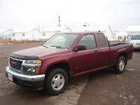 LOW KMS 2007 GMC Canyon EXT CAB Pickup Truck