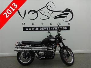 2013 Triumph Scrambler- V2409 -**No Payments For 1 Year