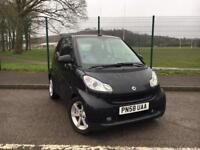 SMART FORTWO 1.0 PLUSE CABRIO SEMI-AUTO *ONLY 37,900 MILES, HPI CLEAR*