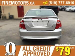 2012 FORD FUSION SE * POWER ROOF * LOW KM * CAR LOANS FOR ALL London Ontario image 6