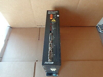 Reliance Electric Bsa-15 Electro-craft Brushless Servo Amplifier