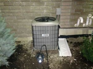 Air Conditioner Disconnections And Relocation