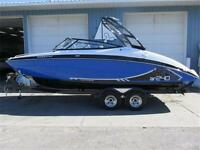 YEAR END BOAT SALE - 2015 YAMAHA AR240HO - SAVE $11,136!!