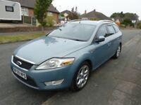 FORD MONDEO 2.0 TDCI TITANIUM X ESTATE - SATNAV, HEATED LEATHER SEATS
