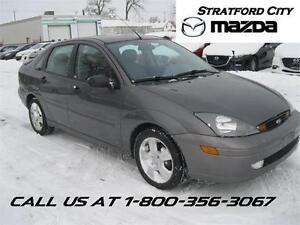 2003 Ford Focus ZTS NEW BRAKES! SAFETIED AND E-TESTED! LOW KM!