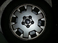 205/65/R15 Summer Tires with Rims