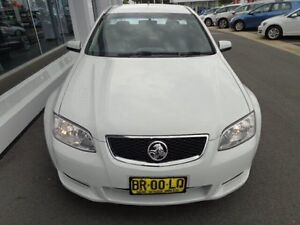 2012 Holden Commodore VE II MY12.5 Omega White 6 Speed Automatic Utility Port Macquarie Port Macquarie City Preview