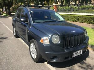 2008 Jeep Compass MK Sport Grey 5 Speed Manual Wagon Prospect Prospect Area Preview