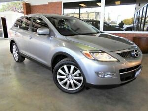 2008 Mazda CX-9 Luxury Silver 6 Speed Auto Activematic Wagon St James Victoria Park Area Preview
