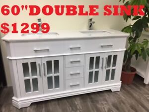 BATHROOM VANITY .SHOWER DOOR.BATHTUB FROM $186