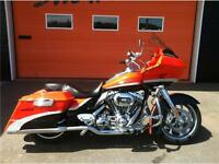 2009 Harley-Davidson CVO Road Glide - AWSOME BIKE!!!!!!!!!!!!!!!