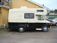 83 Chev Motorhome, Only 18 feet long. Saftied, No etest required