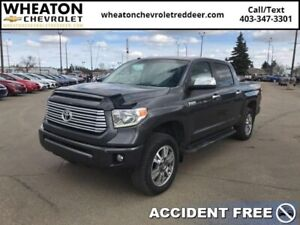 2014 Toyota Tundra Platinum  | Leather | Navigation | Sunroof |