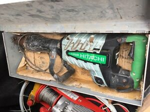 Hitachi jack hammer Angle Vale Playford Area Preview