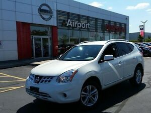 2013 Nissan Rogue SV ALLOYS ROOFRAILS CERTIFIED