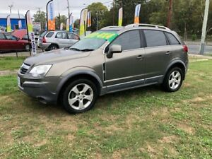 2007 Holden Captiva CG MY08 Maxx (4x4) 5 Speed Automatic Wagon Clontarf Redcliffe Area Preview