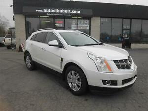 CADILLAC SRX SRX4 AWD 2010 **GROUPE LUXE**