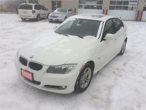 2011 BMW 3 Series 328i xDrive Executive Edition $19,995+Hst&Lic