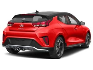 2019 Hyundai Veloster 1.6 MANUAL FWD