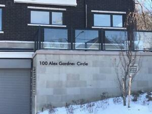 Brand New 3Bdrm 3 Wshrm Stacked Townhouse In the Heart Of Aurora