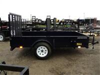 6.5 X 10 ft Utility by Big Tex Trailers - 2995# GVWR - RAMPGATE!