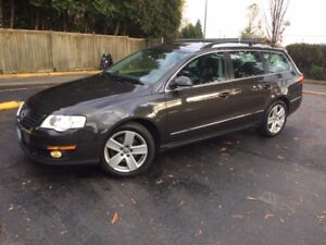 2010 Volkswagen Passat 2.0T FSI Wagon – One Owner BC Car Low KMs