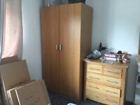 *Bargain - Must go* - IKEA Pax style wardrobe
