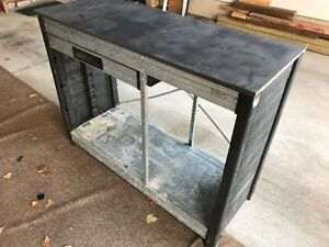 Stanley Work Bench w/ Wood top