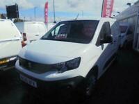 2020 Peugeot Partner 1000 1.5 BlueHDi 100 Professional Van PANEL VAN Diesel Manu