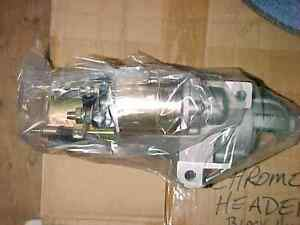 SBC BBC CHEVY STAGGERED BOLT 3HP 3 HP MINI STARTER London Ontario image 2