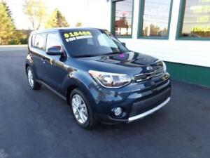 2017 Kia Soul EX loaded for only $153 bi-weekly all in!