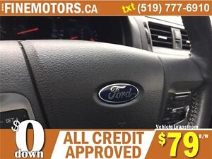2012 FORD FUSION SE * POWER ROOF * LOW KM * CAR LOANS FOR ALL London Ontario image 13