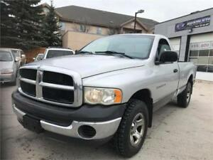 Finance available ! 2002 Dodge Ram 1500 4x4  low kms
