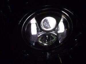 1 JW Speaker Model 8700 Evolution  LED Headlight for sale