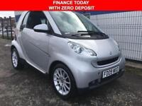 2009 09 SMART FORTWO 1.0 PASSION 2DR AUTO 84 BHP
