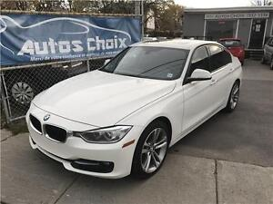 BMW 320I XDRIVE AWD 2014 **FINANCEMENT**CUIR ROUGE**TOIT**