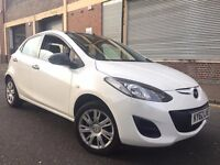 MAZDA2 2012 1.3 TS 5 door (a/c) 2 OWNERS, £30 ROAD TAX, LOW MILEAGE, BARGAIN
