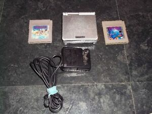 game boy advance sp model ags 001