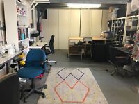COSTUME / DESIGN /STYLING / FASHION WORKSPACE SHARE E10 - Lea Bridge/Lower Clapton/Walthamstow