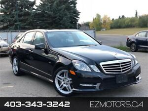 2012 Mercedes-Benz E 350|4MATIC|1 OWNER|NO ACCIDENTS|$256 BWK