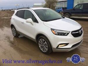 Brand New 2017 Buick Encore AWD LOADED