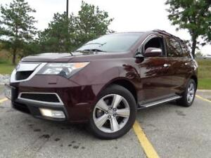 2013 Acura MDX TECH PKG***TV DVD***NAVIGATION***BACKUP CAMERA***