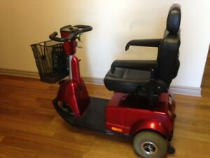 DT 1700 Fortress Scooter - Used